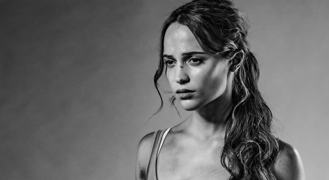 New 'Tomb Raider' (2018) Portraits thanks to Ilze 'Stilze' Kitshoff